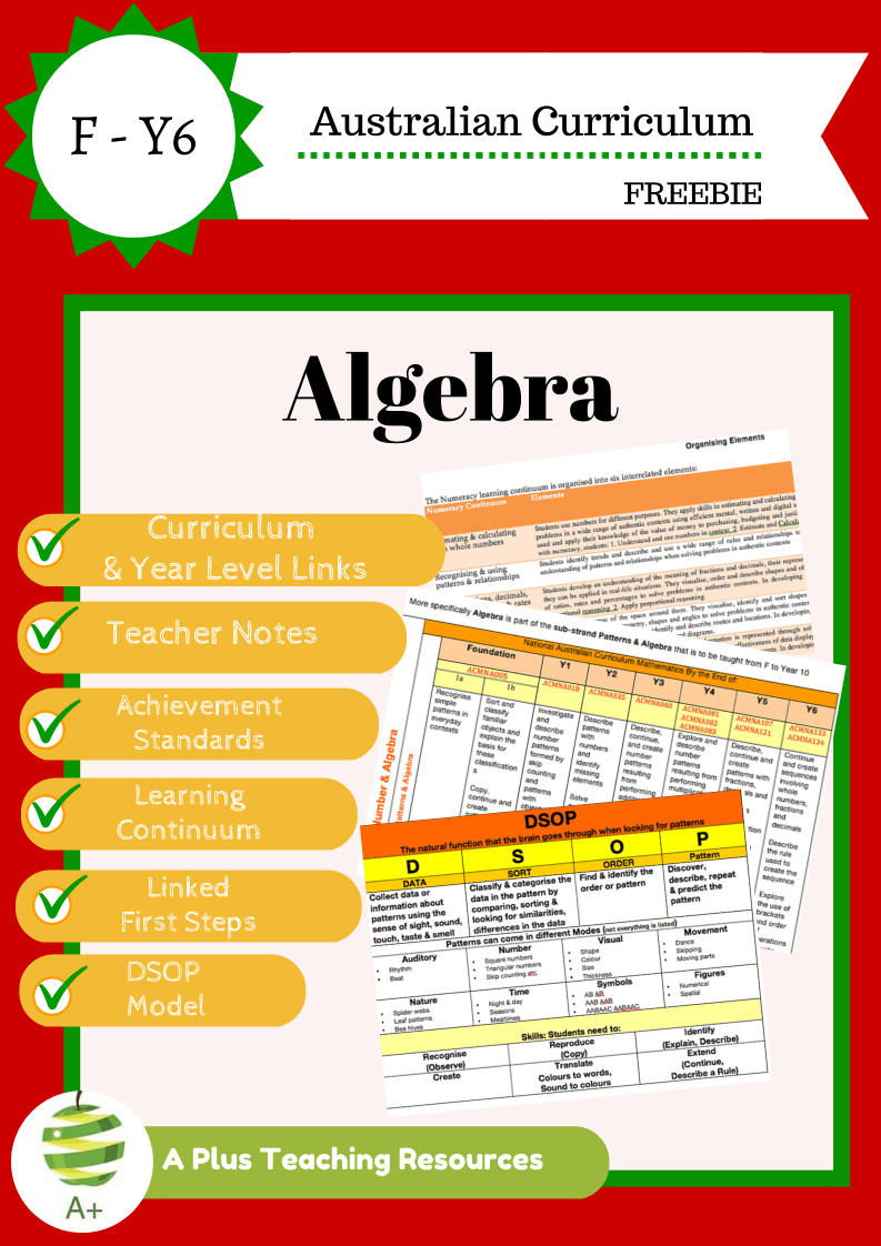 Teaching Algebra in Primary School FREE Download