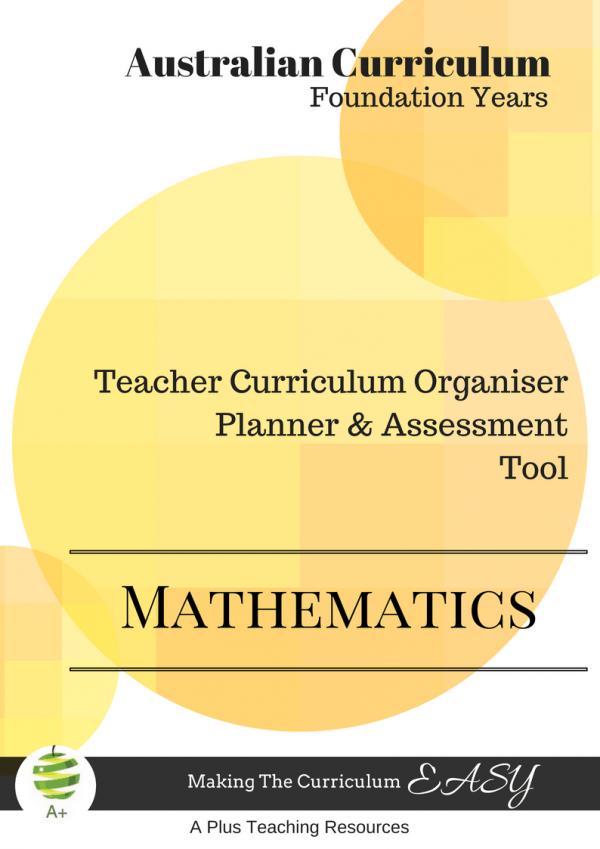 Maths Organiser Foundation