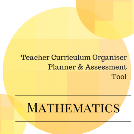 Teacher Curriculum Organiser Year 4 Maths