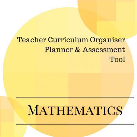 Maths Organisers Year 5