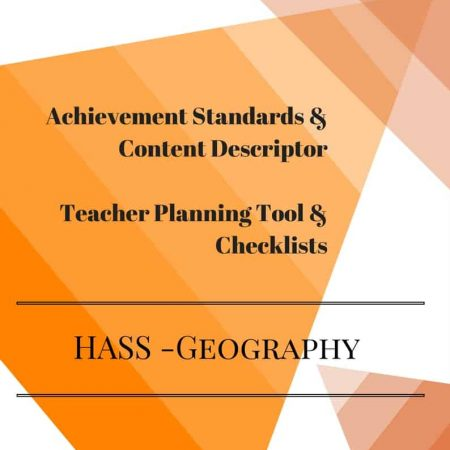 Y3 Editable HASS- Geography