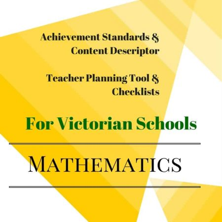 Level 1-editable-maths-checklists-victorian