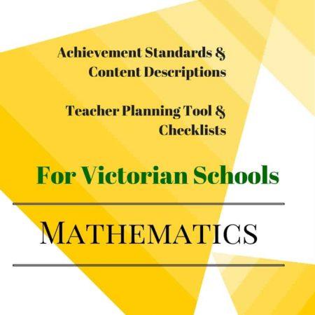 level-5-editable-maths-checklists-victorian