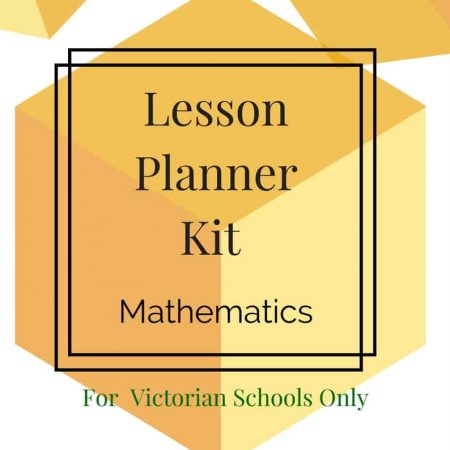 Level 3 Maths Victorian Curriculum