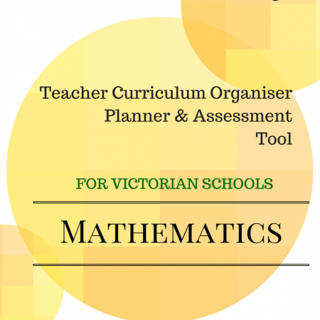 Level 3 VICC Math Organiser