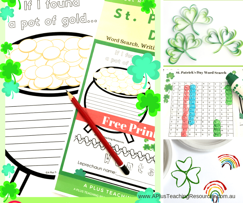 st patricks day For your classroom