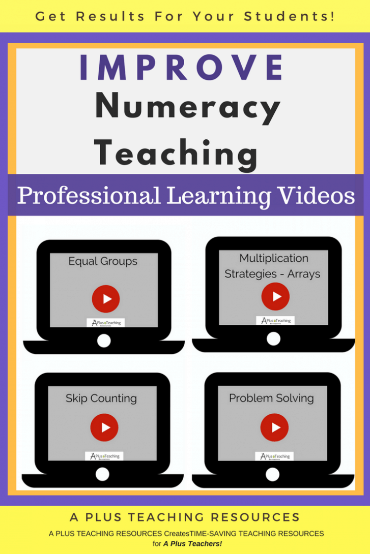 Teaching Numeracy Videos