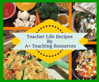 Teacher Recipes on Our Pinterest Board