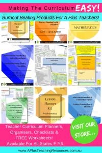 Australian Teaching Resources