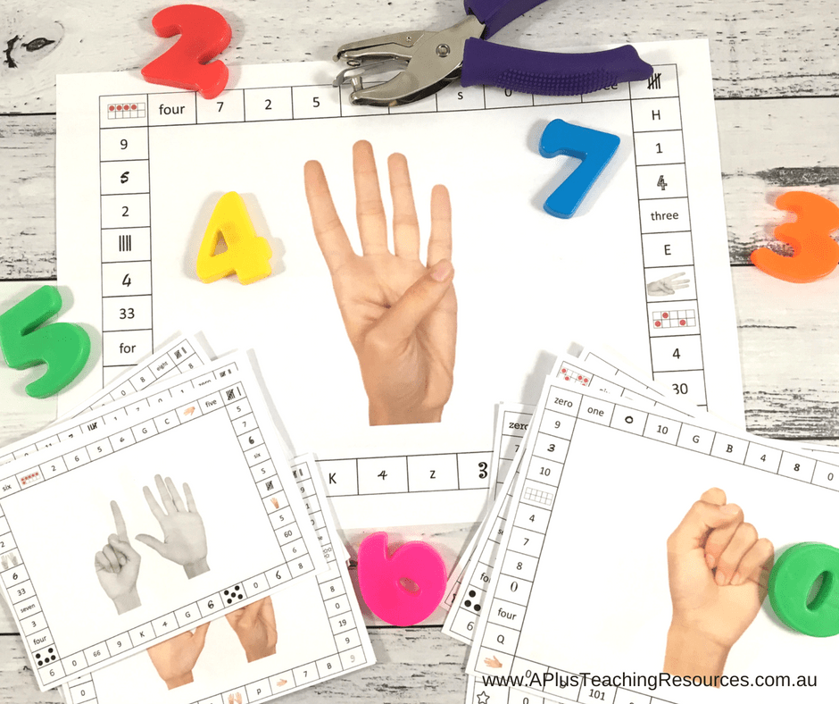 Fine Motor Hole Punch Kit