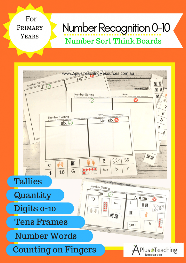 Number Think Board