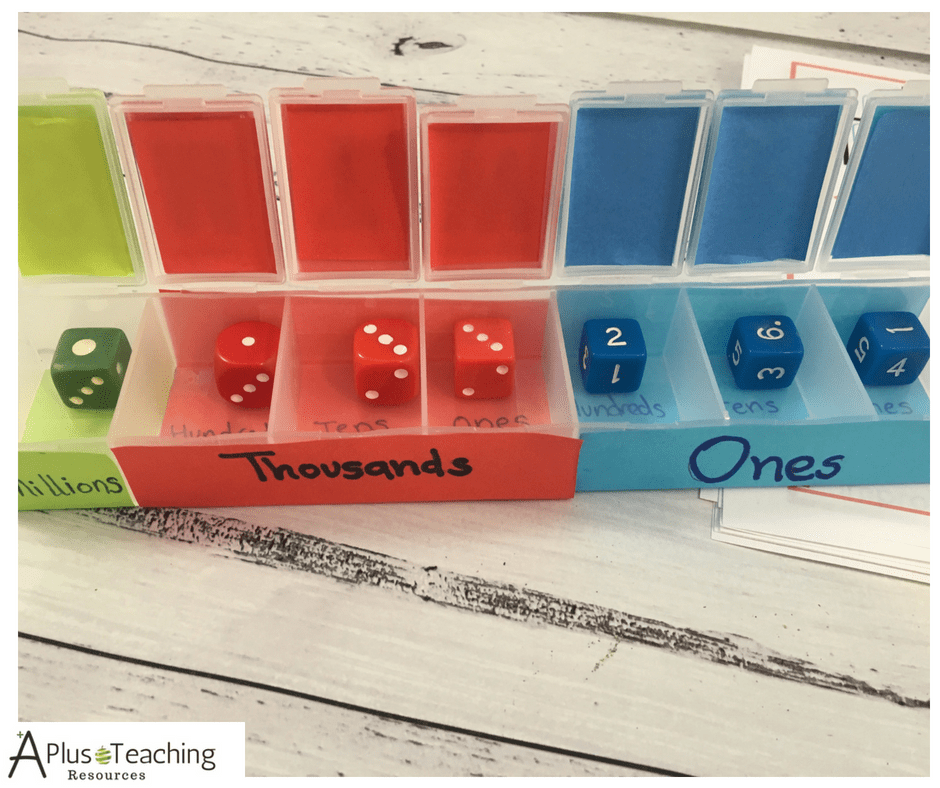 Colour Coded Dice Shaker Hack