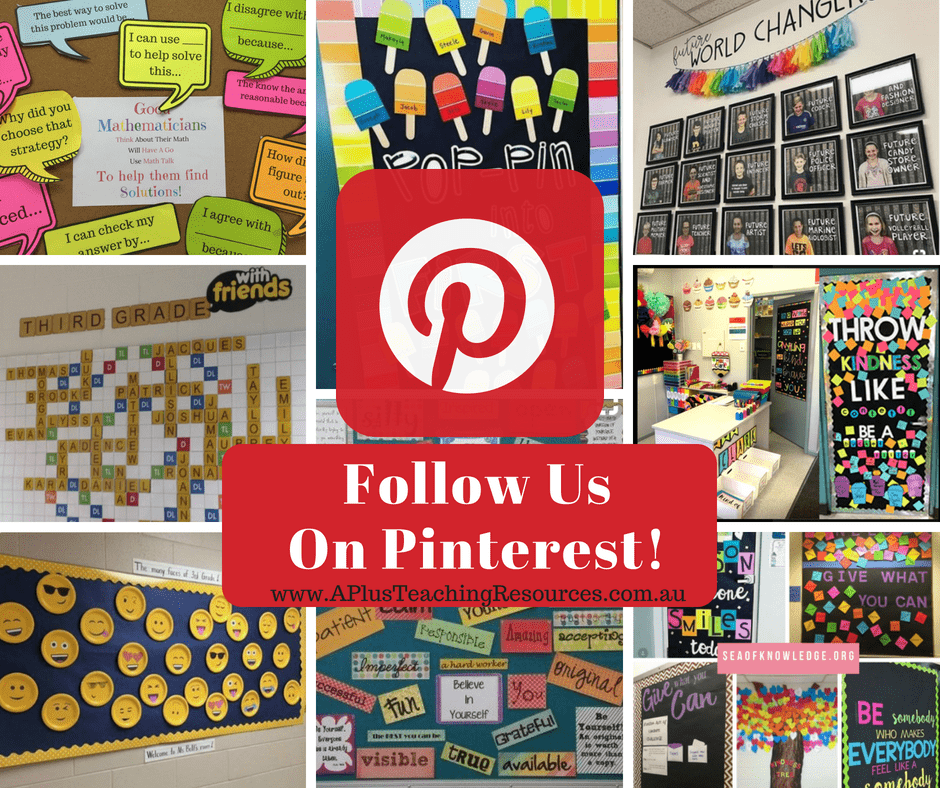 Find Us! On Pinterest!