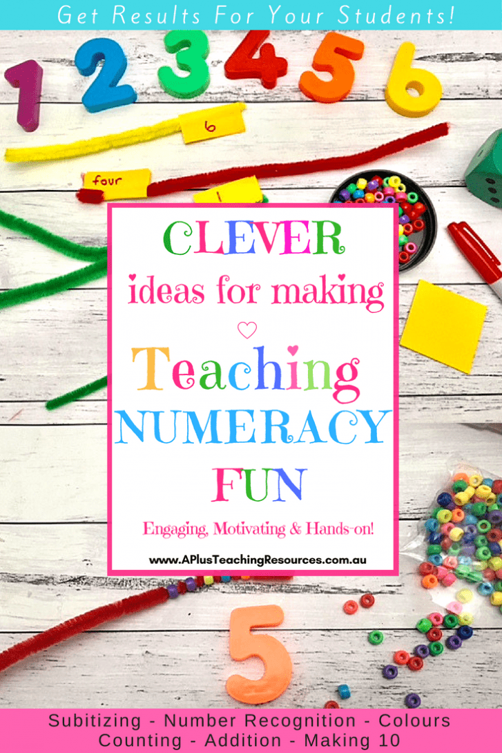 Clever Strategies for Teaching Number Recognition You Must Try