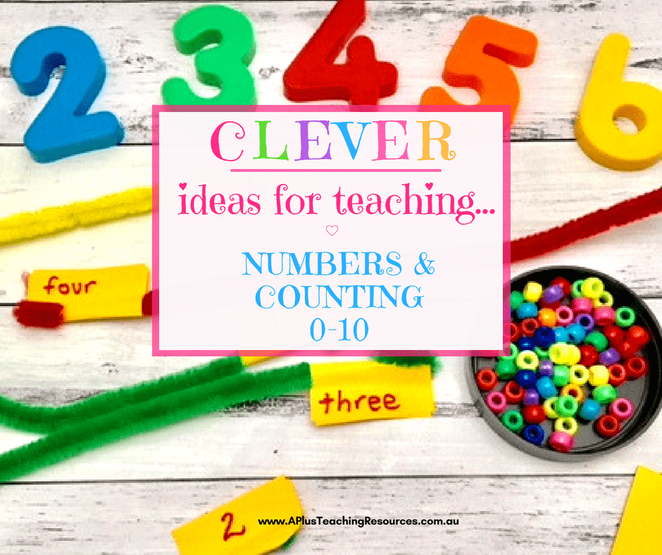pipe cleaner fine motor number activities