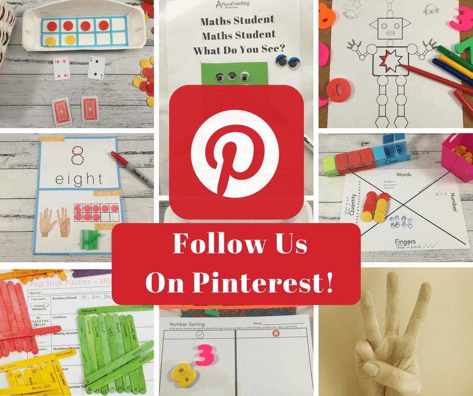 Follow Us! On Pinterest!