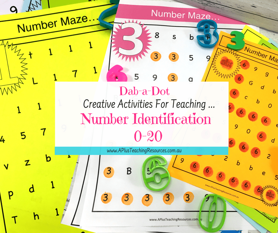 Number Mazes 0-20