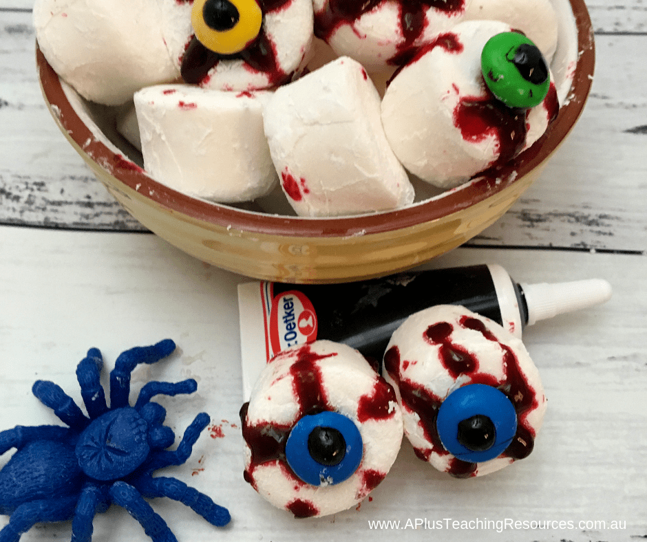 Easy Recipes For Halloween
