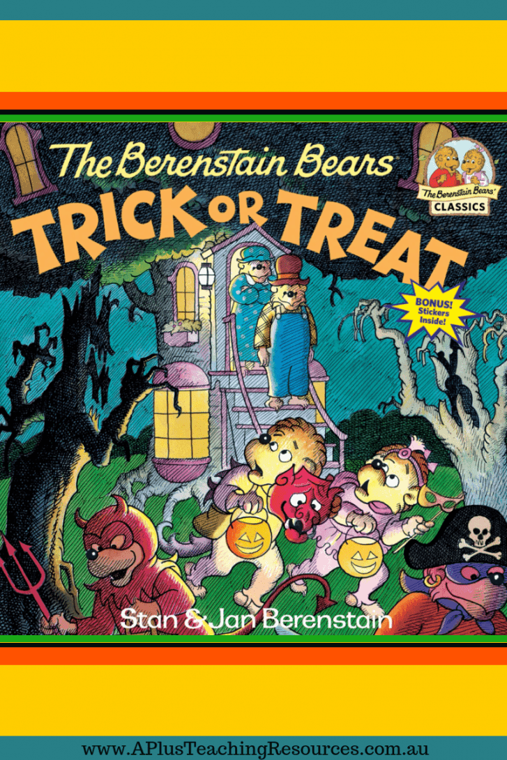 Bernstein Bears Trick or Treat