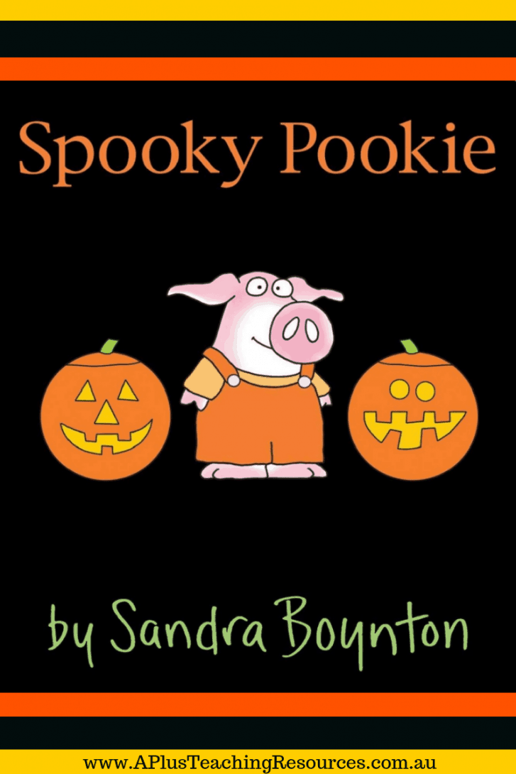 Spooky Pookie Halloween Picture book
