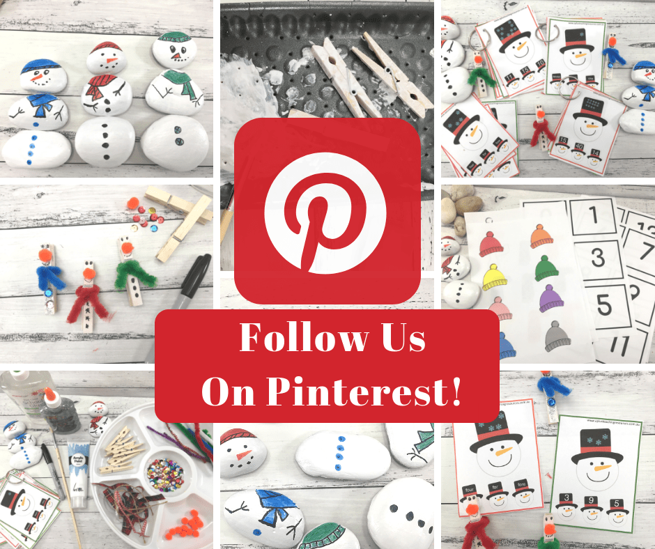 Snowman Craft & Activities Pinterest Boards For Kids