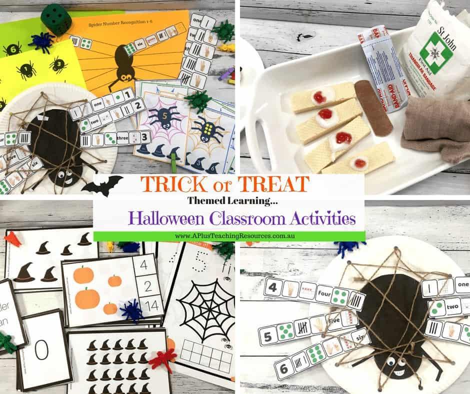 Fun Halloween Classroom Activities Make Learning A TREAT!