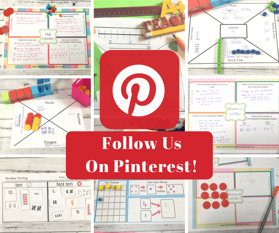 follow our Pinterest Frayer Model think boards