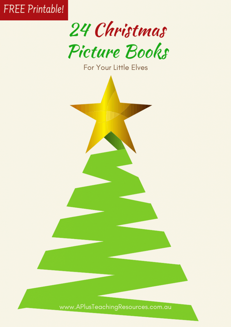 Free Christmas Picture Books List