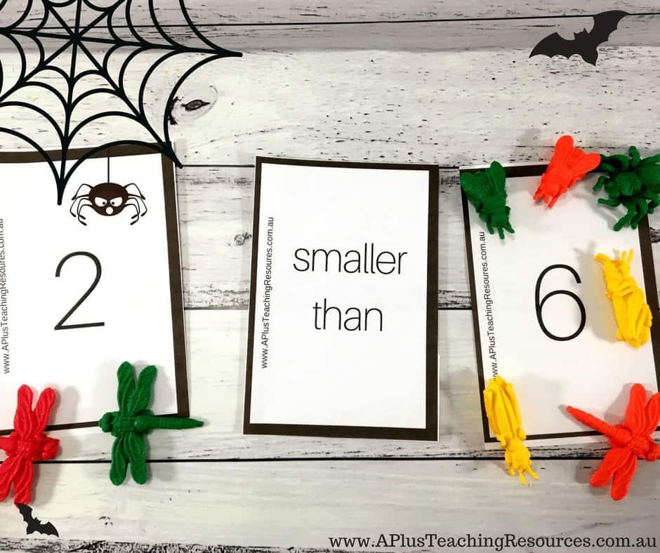 Number recognition Games for kindergarten