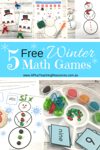 free winter themed games