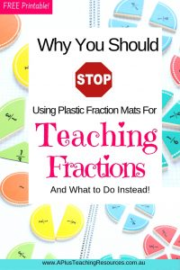 Teaching Students fractions