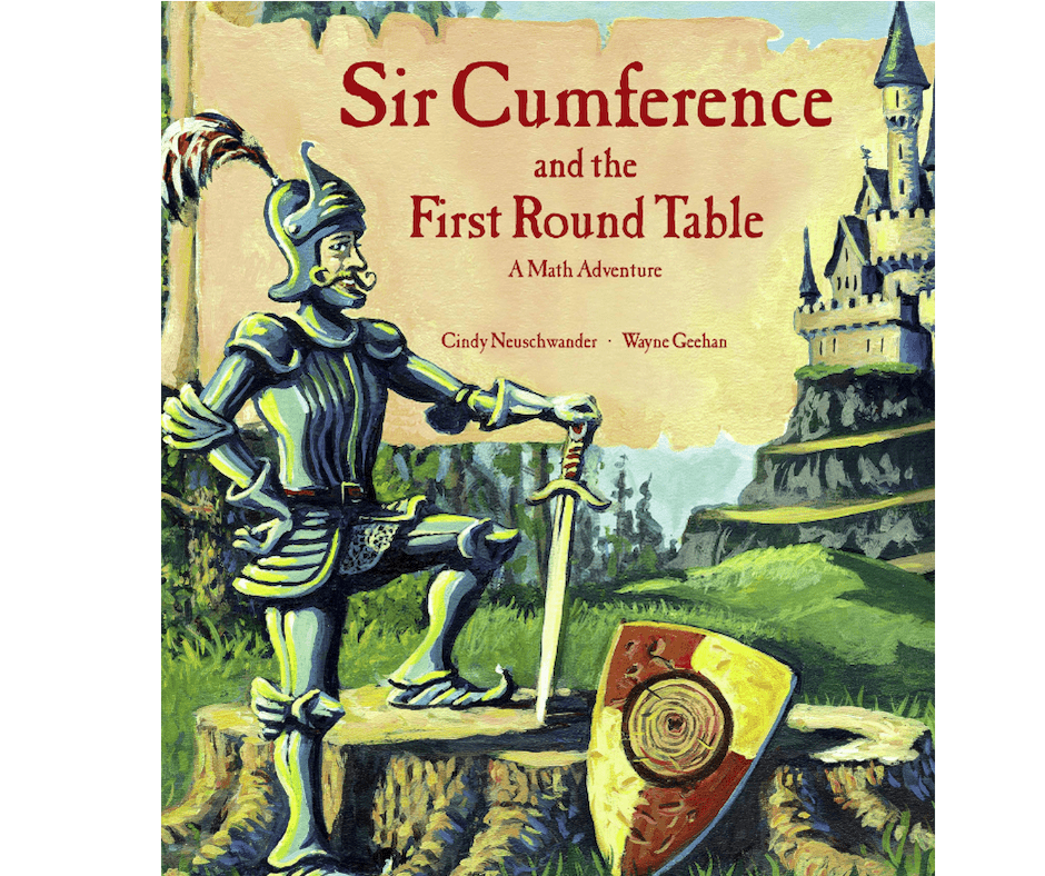 Sir Cumference and the round table