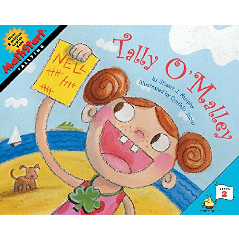 Kids Books About Tally Marks