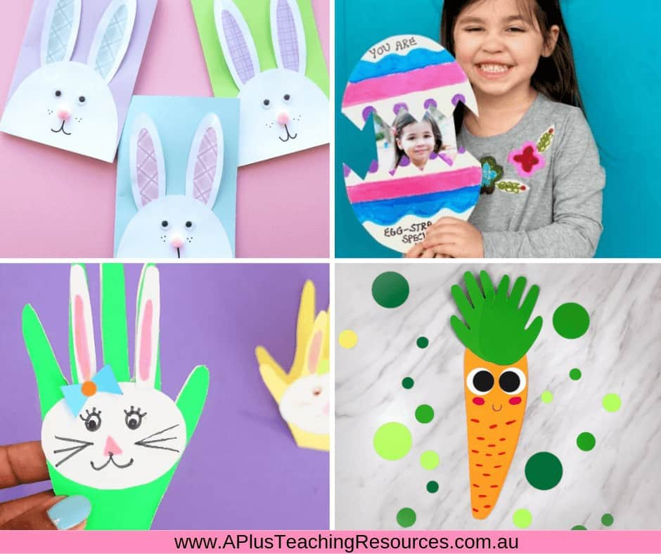 Easter Cards For Kids To Make Images
