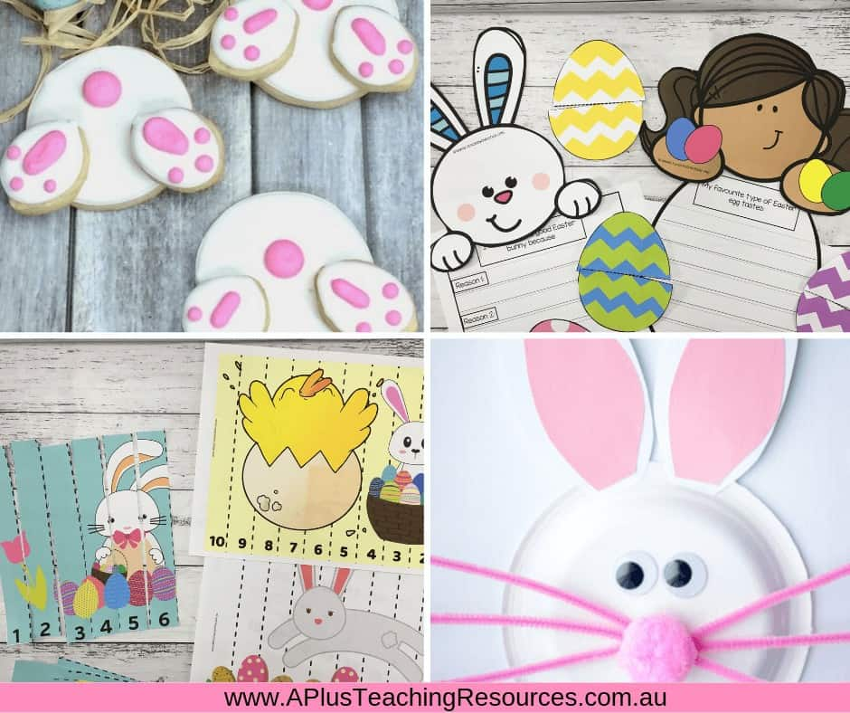 Easter Printables For Preschool Kids
