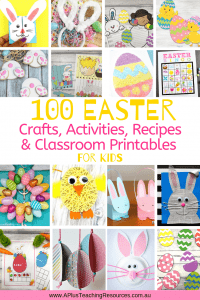 100 Easter Activities for Kids