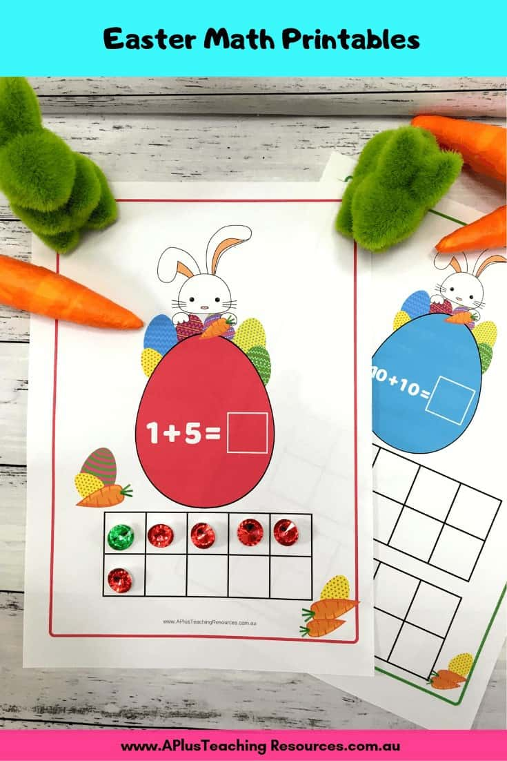 Easter addition Printables images