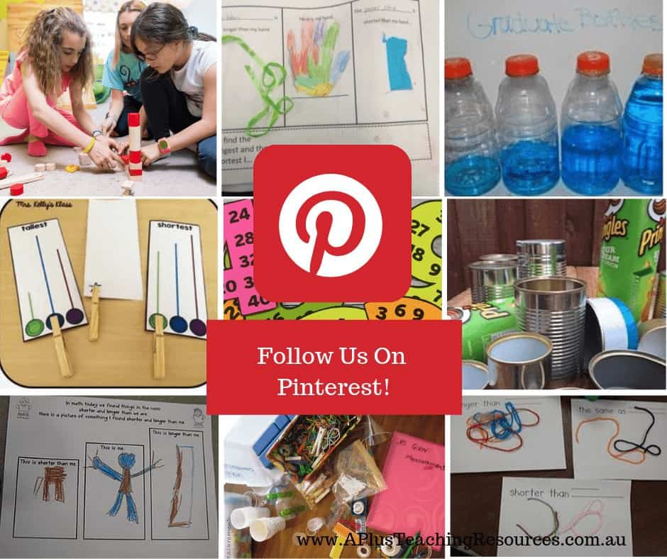 Non Standard Measurement Pinterest Boards
