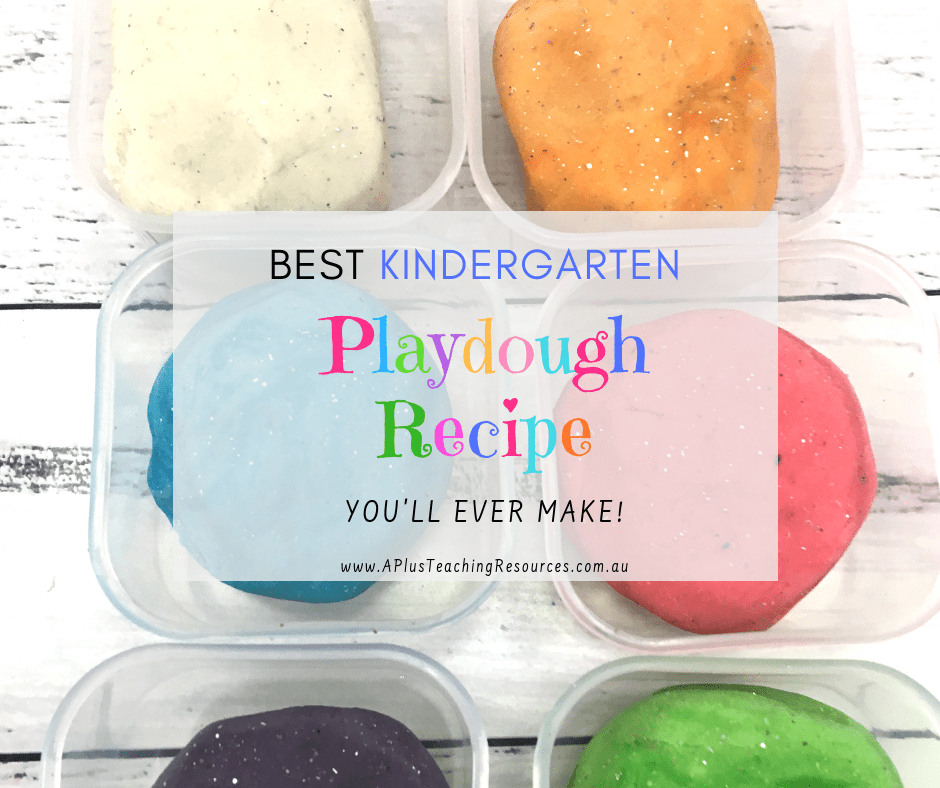 Best Cooked Playdough recipe