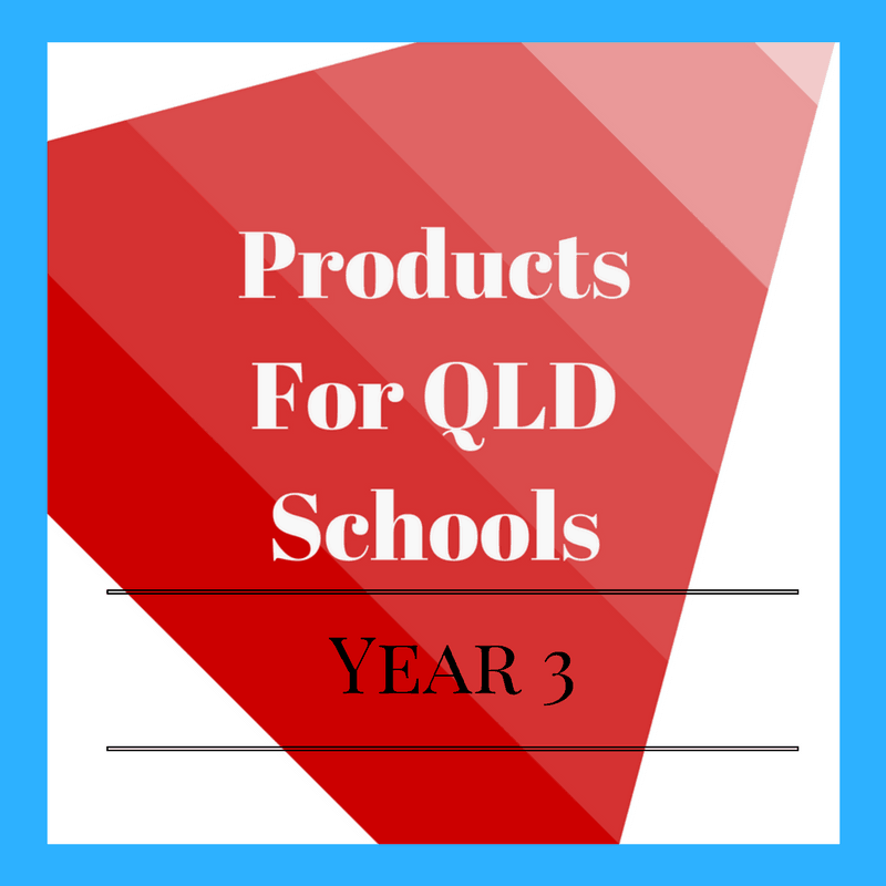 Year 3 QLD
