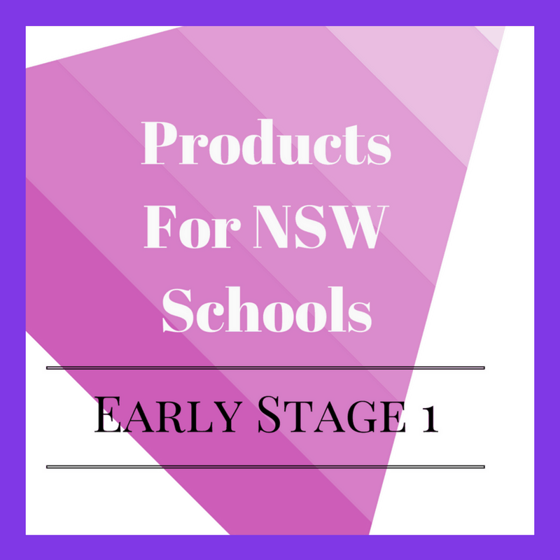 Early Stage 1 NSW