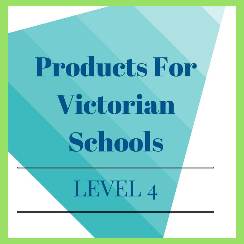 Victorian Curriculum Level 4