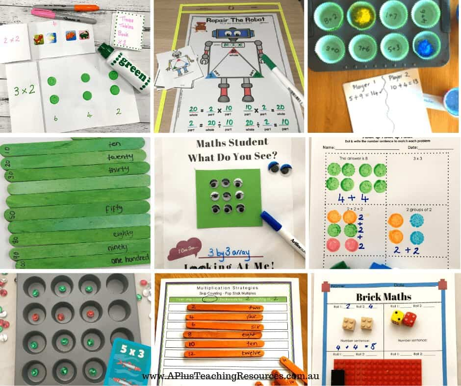 Top Tips For Teaching Repeated Addition