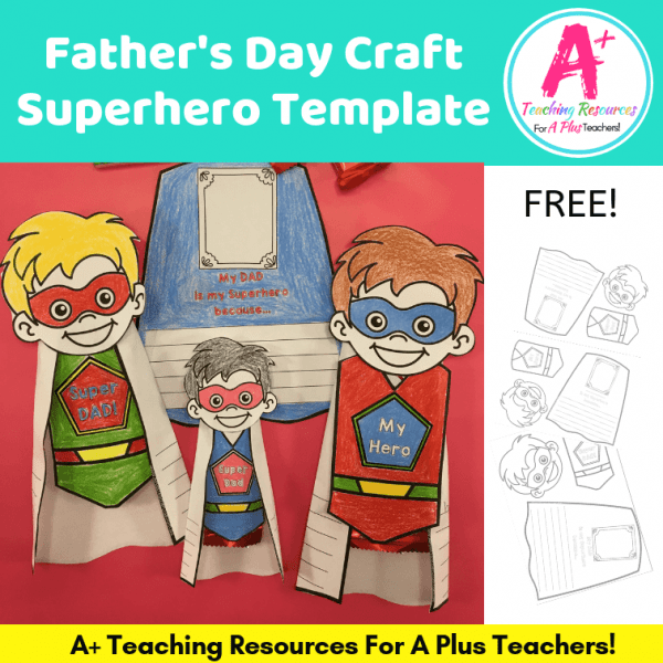 Image of Father's Day Craft For kids