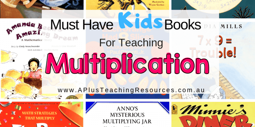 Essential Kids Multiplication World Books For The Classroom