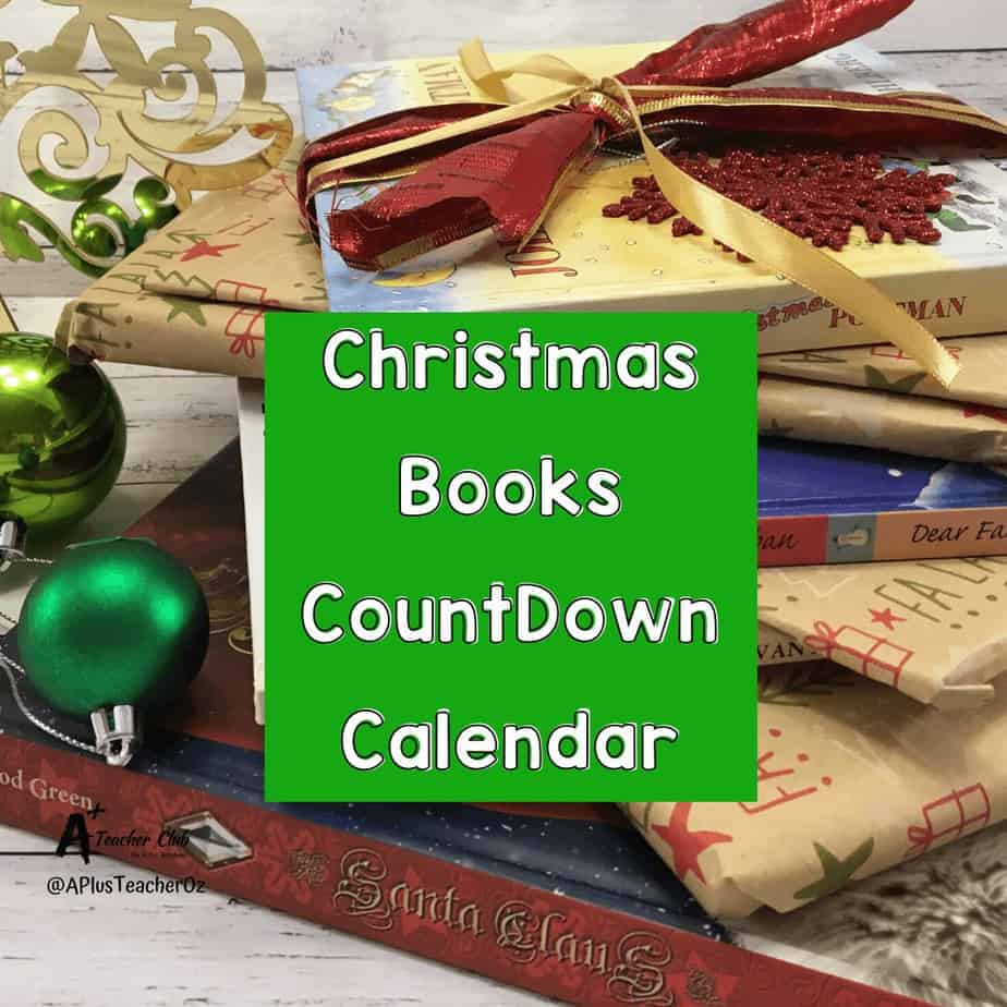 Christmas Book Advent Calendar {Start A Tradition!}