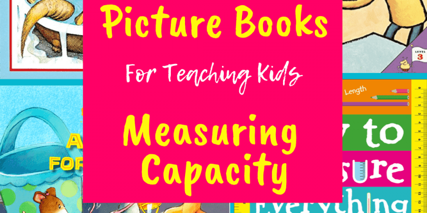 Children's Books About Capacity