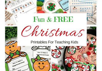 FREE Christmas Resources For Teaching